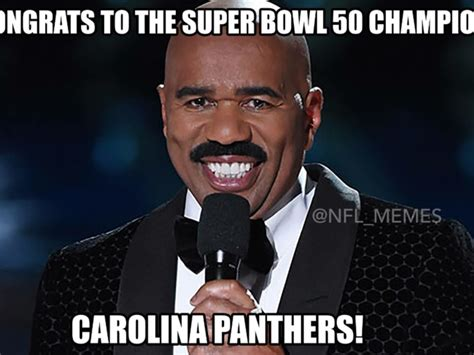 Panthers Memes - the cam newton memes went wild after the panthers lost super bowl 50 see some of the best