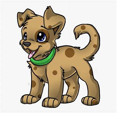 Puppy Spotted Clipart Tiger Tan Transparent Cartoon