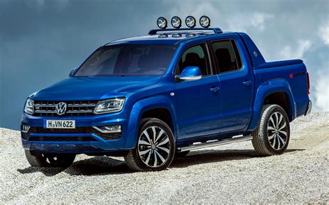 volkswagen amarok aventura double cab  wallpapers