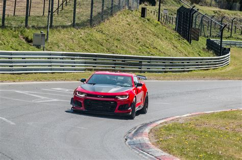 Is The Fastest Camaro by 2018 Camaro Zl1 1le Is The Fastest Pony Car On The Nurburgring