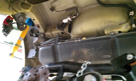 89 Mustang Fuel Filter Location by 1999 2004 Cobra Suspension Parts And Tools