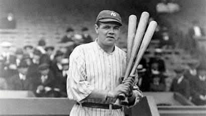 Ruth Babe Mlb 1920s Yankees Advertisements York