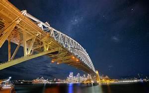 Sydney Harbour Bridge Full HD Wallpaper and Background ...