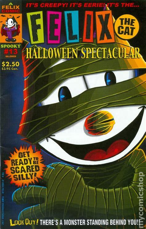 felix  cat halloween spectacular  comic books