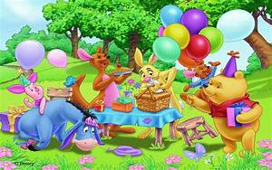 Birthday Party Winnie The Pooh And Friends Gifts Balloons