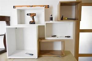 Bibliotheque Angle Ikea : biblioth que sur mesure prix au printemps j optimise mes rangements astuce n 2 youstock ~ Teatrodelosmanantiales.com Idées de Décoration