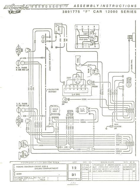Chevy Truck Ignition Wire Diagram Schematics Online
