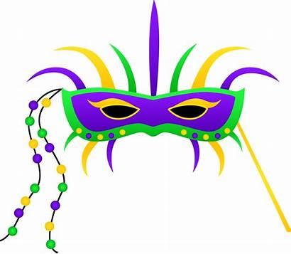 Mask Gras Mardi Clipart Festival Clip Sweetclipart