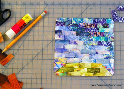 decoupage collage plate decoupage collage plate flickr