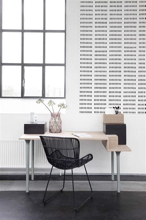 svart rottingstol handla designstolar hos furnitura