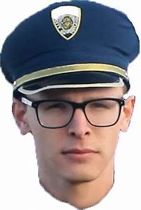 """""""IDUBBBZ CONTENT COP"""" Stickers by dogedady Redbubble"""