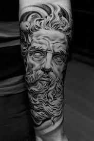 What Does Zeus Tattoo Mean? | 45+ Ideas and Designs