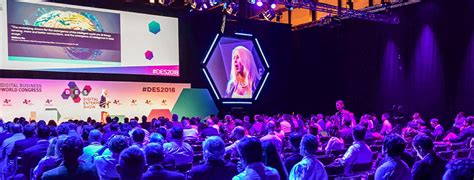 Join Industry Forums at Digital Enterprise Show 2020. May ...