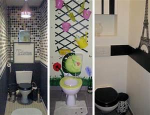Comment Transformer Ses Wc En Espace Déco : comment rendre ses wc d co ~ Melissatoandfro.com Idées de Décoration
