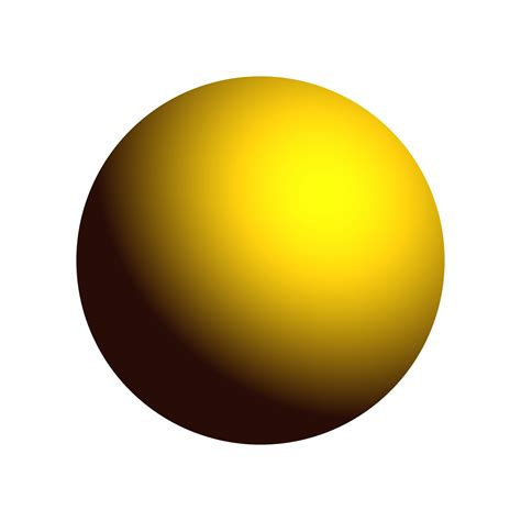 Yellow Sphere Free Stock Photo  Public Domain Pictures