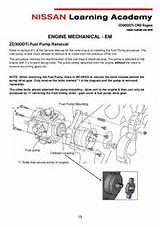 nissan zd30 td27ti engine service repair workshop manual