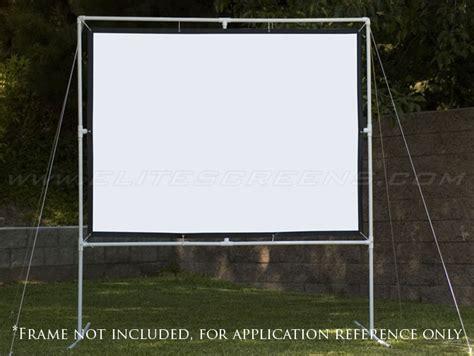 elite screens diy pro rear series    indoor