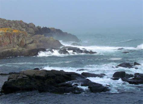 remote maine coastline  worth  mile   trip