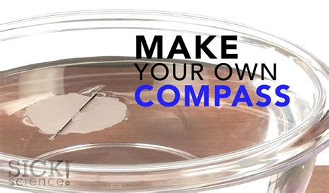 Make Your Own Compass  Sick Science! #072 Science