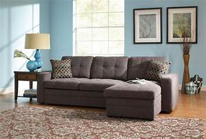 coaster company gus grey small sleeper sectional sofa With gus small sectional sleeper sofa