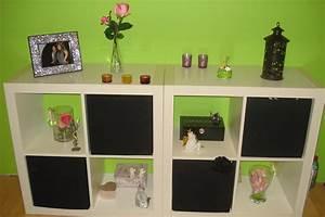 Mon meuble Ikea (photo 3/10) pas cher bien sûr! C'est le coin que je