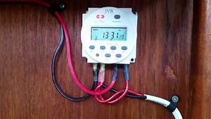 12v Dc Programmable Timer Switch Wired Properly