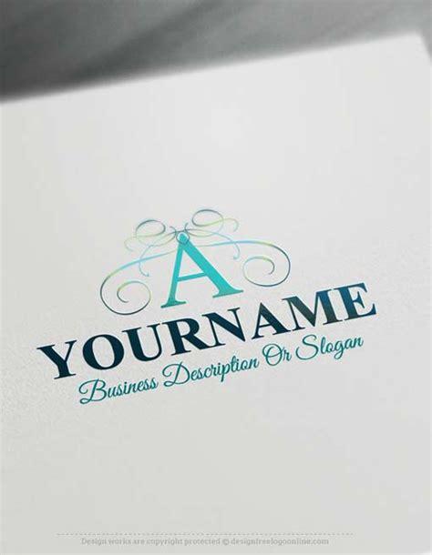 logo maker alphabet logo design