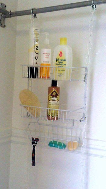 Shower Rack for a Claw Foot Tub   Shower rack, Clawfoot