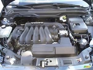 2010 Volvo S40 2 4i 2 4 Liter Dohc 20
