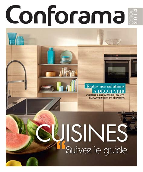 cuisines conforama 2014 catalogue conforama guide cuisines 2014 catalogue az
