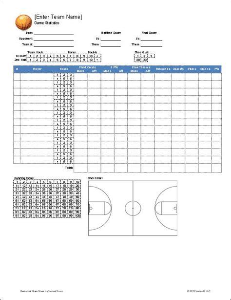 basketball game sheet soccer workout plans college https twitter com