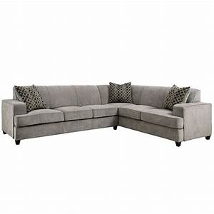 Tess 3 pc sleeper sectional jennifer furniture for 3 piece sectional sofa with sleeper