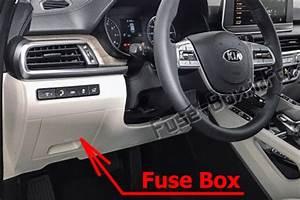 Fuse Box Diagram  U0026gt  Kia Telluride  2020