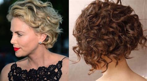 23 Hairstyles For Short Curly Hair Women