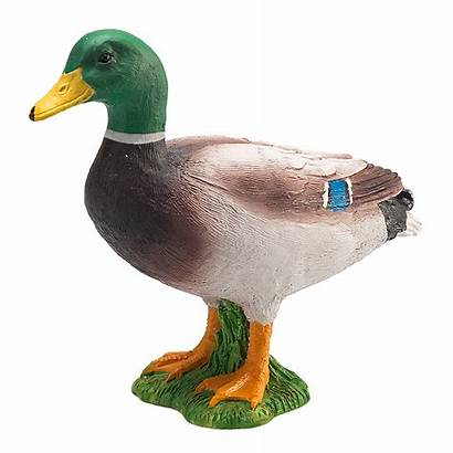Duck Mallard Planet Animal Mojo Farmland Toys