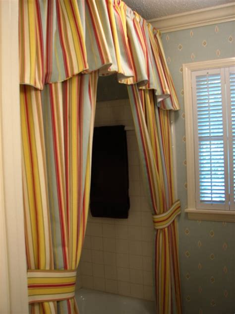 shower curtains with valance furniture ideas