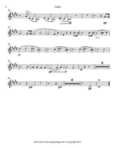 Moon Light Sonata by Beethoven Moonlight Sonata Free Sheet For Violin
