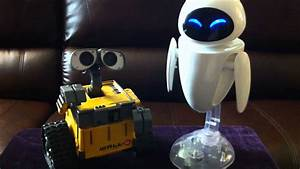 Wall-e  U0026 Eve Interactive Toys