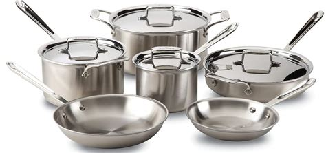 rated stainless steel cookware     lifetime