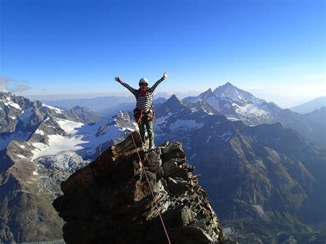 Climb the Matterhorn 6 day Course
