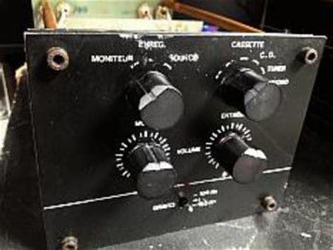 Amplificateur De Puissance Hifi Stéréophonique Vintage