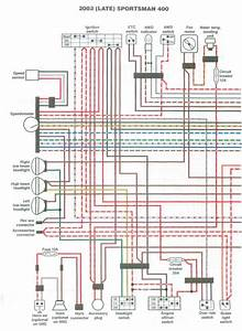 2008 Polaris Sportsman 500 Ho Efi Wiring Diagram