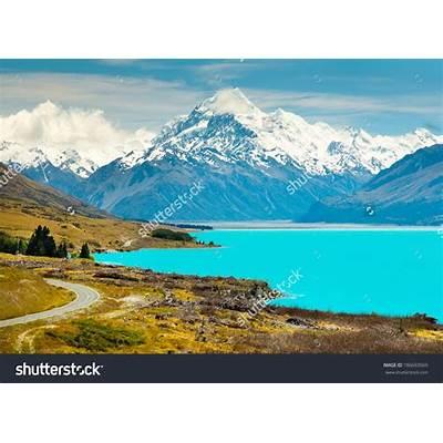 Lake pukaki clipart - Clipground