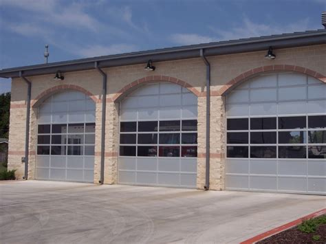 commercial garage door with door commercial garage doors installations service repair