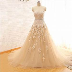 online get cheap champagne colored short wedding dresses With champagne colored wedding dress
