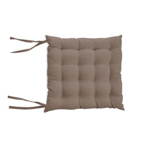 dessus de chaise capitonné alix moka achat vente coussin