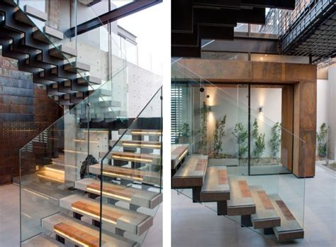 betontreppe verschoenern robust im innen wunderschoen im