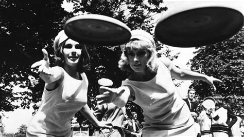wham o toy company toy company wham o produces first frisbees jan 23 1957