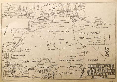 Atlas De Geografía Postal Universal  Libia, Túnez