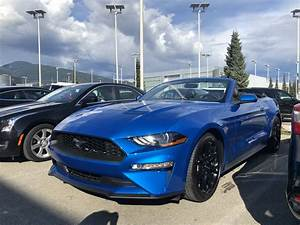 Ford Lease Takeover in Richmond, BC: 2019 Ford Mustang Ecoboost Premium Convertible Automatic ...